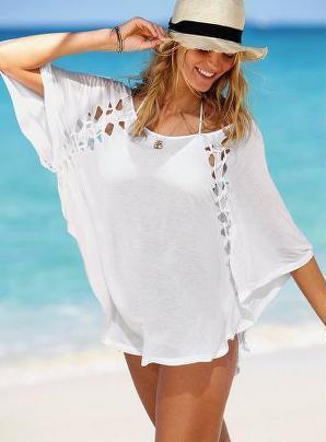 97a794776bdc Пляжные платья и туники 2011 (35 фото)   Вечерние платья
