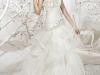 Свадебное платье пышное русалка