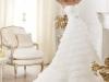 Красивые пышные свадебные платья 2014 фото