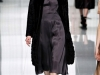 С чем носить черное платье зимой, Christian Dior