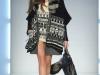 С чем носить короткое вязаное платье зимой, Philipp Plein