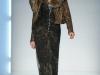 С чем носить длинное платье зимой, Philipp Plein