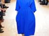 Платья синего цвета
