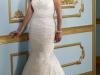 Свадебные платья русалка для полных 2012