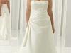 Свадебные платья для полных 2012 года