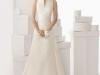 Свадебное платье 2014 с V-образным вырезом