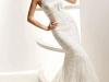Свадебные платья русалка 2011