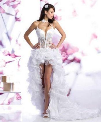 abfac6bdb4d Свадебные платья с корсетом (33 фото)