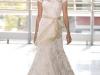 Кружевное платье с прозрачным верхом