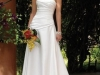 Свадебное платье со шлейфом фото