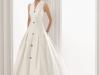Свадебные платья в стиле ретро 2012