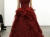 Красные свадебные платья vera wang 2013