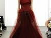 Темно-красные свадебные платья vera wang