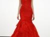 Красные свадебные платья vera wang