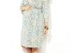 Трикотажные платья для беременных