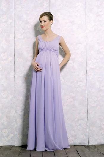 f9518db4a276bd8 Вечерние платья для беременных (30 фото) | Вечерние платья