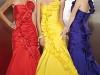 Вечерние платья годе 2011-2012 фото