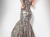 Вечерние платья-русалка