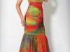Платье силуэта русалка