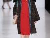 Пальто к платью, коллекция Alena Akhmadullina