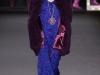 Верхняя одежда к длиному платью, коллекция Anna Sui