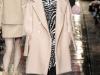 Пальто к платью одной длины, коллекция Carven