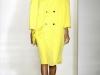 Желтое платье весна 2013 от Alexandre Herchcovitch
