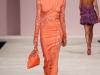 Длинное вечернее платье весна 2013 от Ermanno Scervino