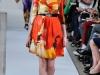 Яркое весеннее платье Oscar de la Renta 2013