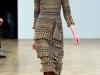 Вязаные платья с узором