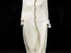 Белое вязаное платье 2012-2013 фото Yohji Yamamoto