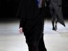 Черное платье вязаное Yohji Yamamoto