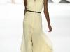Светло-желтое платье Carolina Herrera Весна-Лето 2013