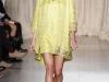 Короткие платья желтого цвета 2013, Marchesa