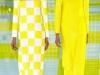 Длинное желтое платье Louis Vuitton Весна-Лето 2013