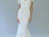 Зимние свадебные платья фото, Carolina Herrera