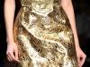 Золотистое платье Dolce & Gabbana