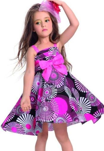 Детские платья на выпускной фото