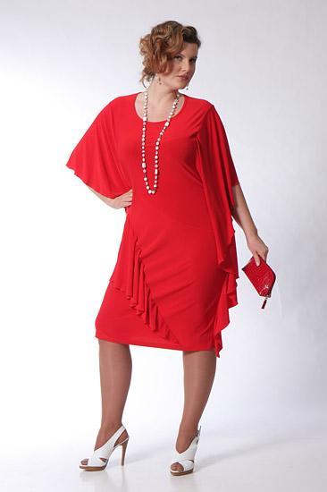 Коктейльное платье для полных - аксессуары