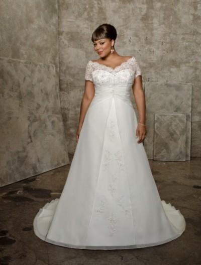 Длинные свадебные платья фото