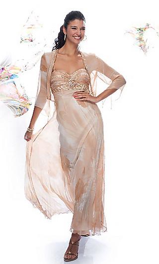 Модные платья весна-лето 2011 Дайан Фрайс
