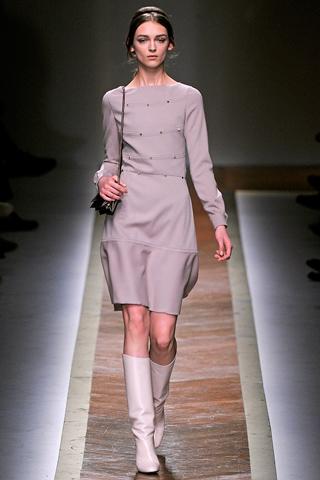 Трикотажные платья Валентино