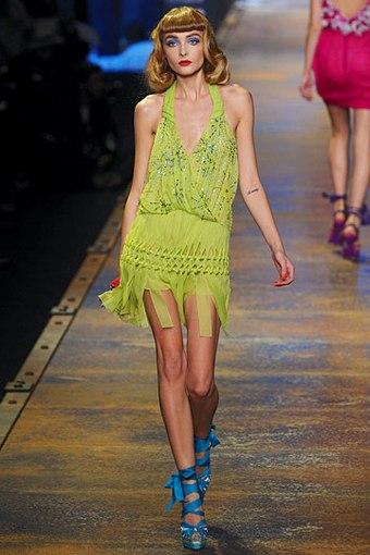 Платье лето 2011 от Christian Dior