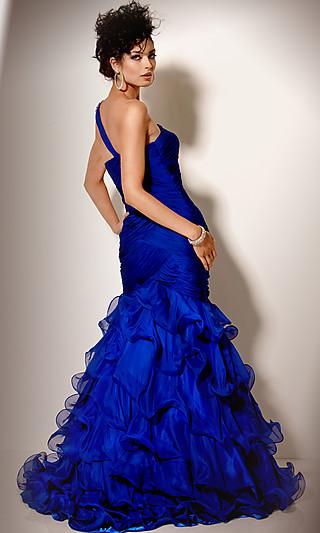 Вечерние платья-годе 2011