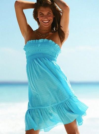 Пляжное платье 2011