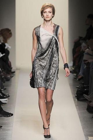 Шелковые платья фото