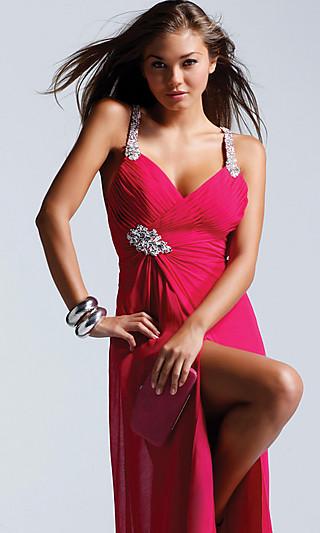 Платье из шелка 2011