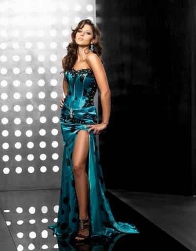 Вечерние платья с корсетом
