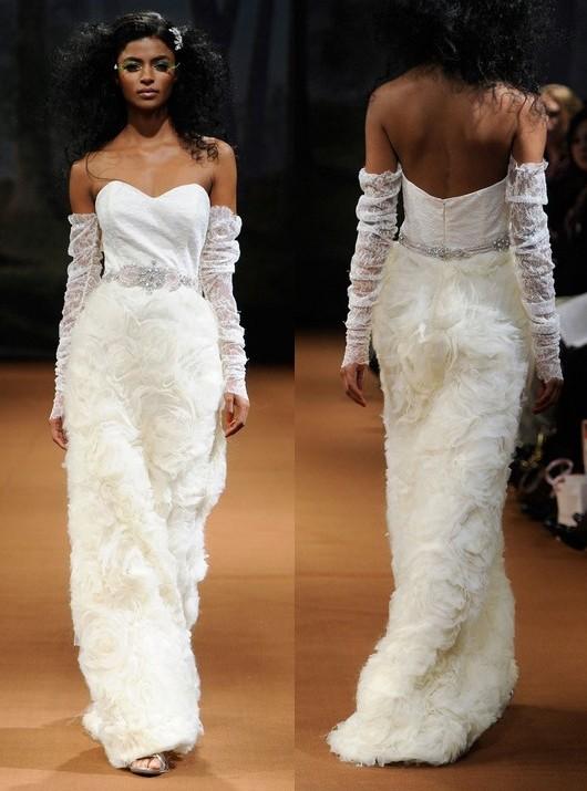 Свадебные платья Claire Pettibone