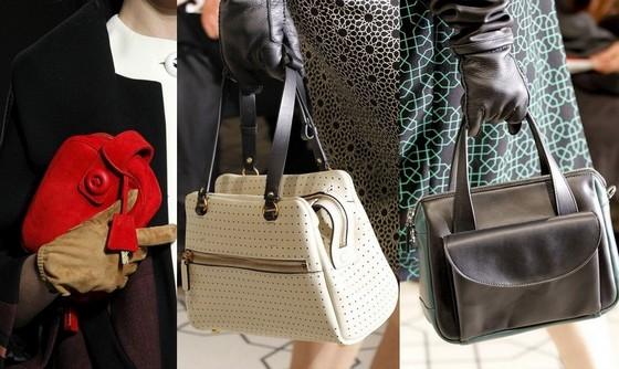 Женские сумочки осень 2011
